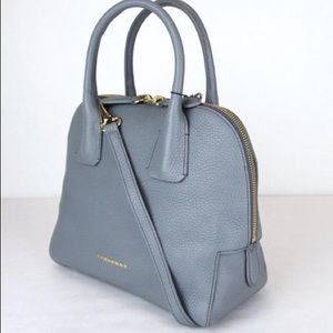 ❤️BURBERRY❤️NEW❤️small bag in blue/grey authentic
